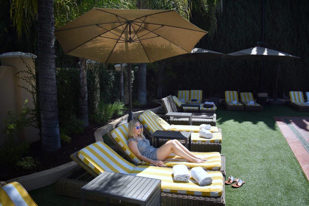 Hollywood Hotel Pool